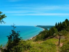 July 2012 - Empire Bluff, Empire, MI