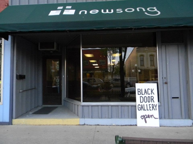 Black Door Gallery Soon to Celebrate it's second year in Tecumseh