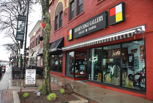 River's Edge Gallery in Wyandotte