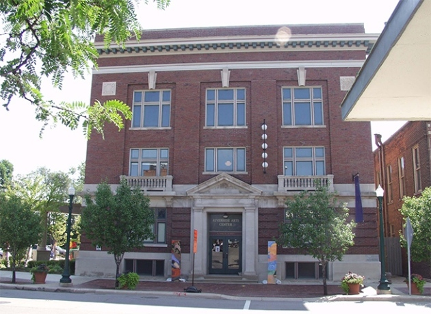 Riverside Arts Center in Ypsilanti