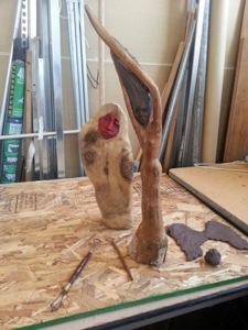 Two Driftwood Pieces to Cast