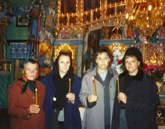 Anastasia, Margaret, Rosemary and Barbara